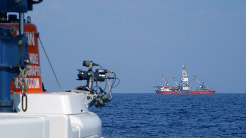 Oil & Gas operations in the deep sea