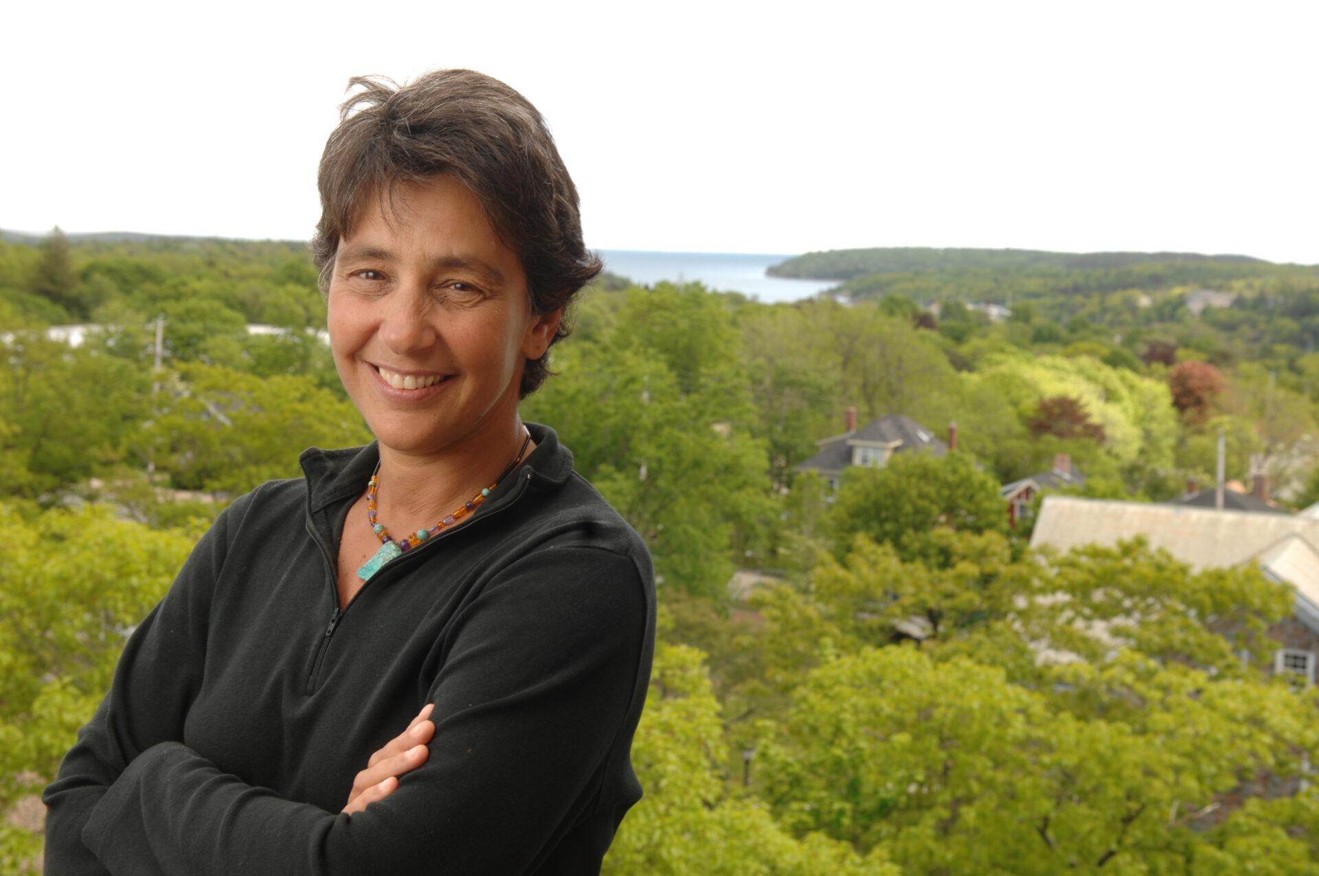 Anna Metaxas, Deep-Ocean Stewardship Initiative