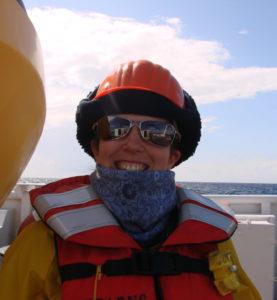 Ana Hilario, Marine Ecologist, University of Aveiro