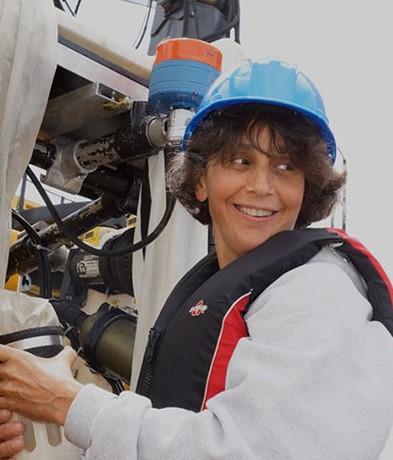 Anna Metaxas, deep-sea scientist
