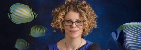 Marine scientist Helen Scales