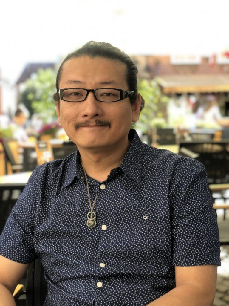 Moriaki Yasuhara profile