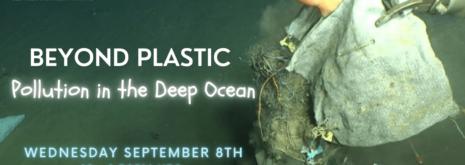 Webinar on pollution in the deep ocean