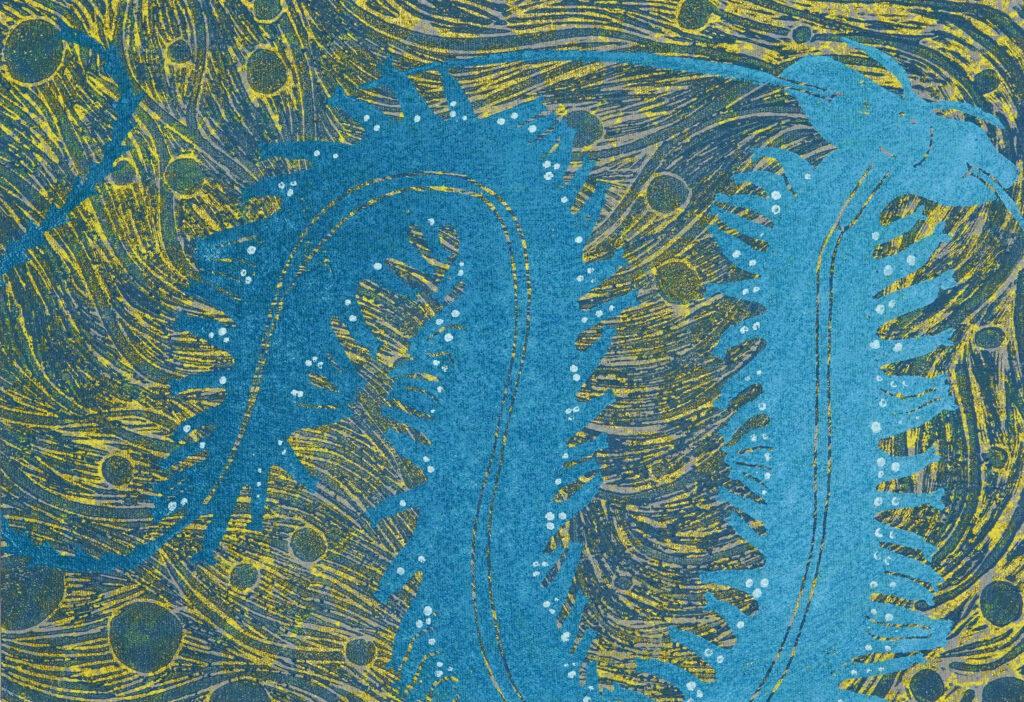 deep-sea science: tomopteris, a pelagic worm