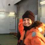Lissette Victorero, deep-sea scientist specialising in deep-sea fisheries